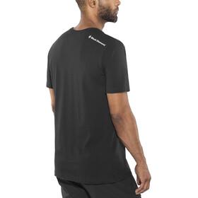 Black Diamond Idea Camiseta Manga Corta Hombre, black